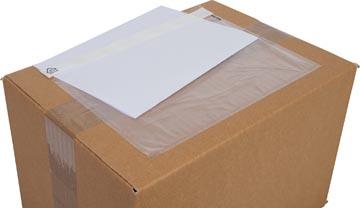 Cleverpack documenthouder, onbedrukt, ft 230 x 157 mm, pak van 100 stuks