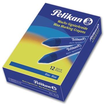 Pelikan vetkrijt 772 blauw