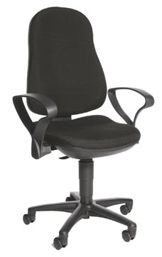 Topstar bureaustoel Support P, zwart