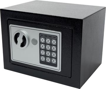 Toolland elektronische kluis, met 3-8-cijferige code