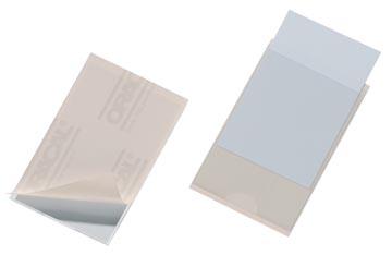 Durable Pocketfix ft 90 x 57 mm, doos van 100 stuks
