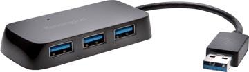 Kensington USB 3.0 Hub 4-poorten UH4000