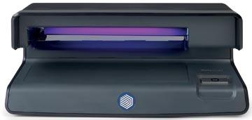 Safescan valsgelddetector 50, met UV valsgelddetectie, zwart